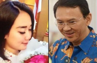 Drama Percintaan Ahok, Cerai dengan Veronica hingga Siap Buang Status Duda