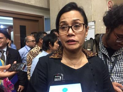 Sri Mulyani Ingin Dana Pengampunan Pajak Rp140 Triliun Tak Kabur dari RI