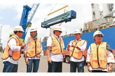 Produk Perkeretaapian RI Bidik Pasar Asia