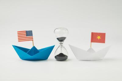 Amerika dan China Berupaya Selesaikan Perang Dagang