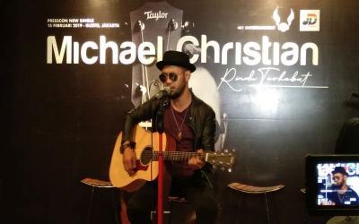 Rilis Single Rindu Terhebat, Mike Bagindas Terinspirasi dari Anak dan Ibu