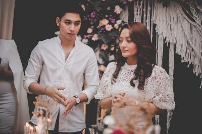 Ini Hal yang Bikin Siti Badriah Mantap Menikah dengan Krijana Baharudin
