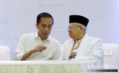 Relawan Optimistis Jokowi-Ma'ruf Amin Menang di Tanah Jawara