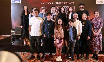 IMA Awards 2019 Usung Konsep Rumah Film Indonesia