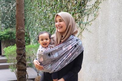 Waspada Jentik Nyamuk, Shiren Sungkar bagi Tips Lindungi Anak dari DBD