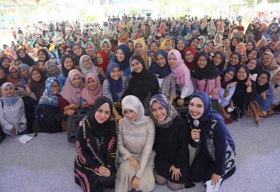 Semarak Hijab Celebration Day Hadirkan Kreativitas Muslim Milenial