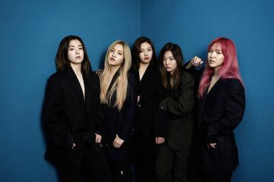 Red Velvet Rampungkan Tur 'REDMARE' di Amerika Utara