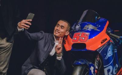 Syahrin Klaim Belum Punya Target Personal di MotoGP 2019