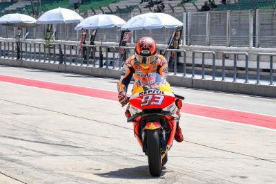 Marquez: Saya Harus Lebih Baik dari Lorenzo di MotoGP 2019