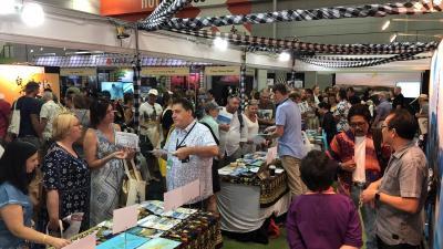Targetkan 1,5 Juta Wisman Australia di 2019, Kemenpar Gelar Promosi di 4 Kota Besar