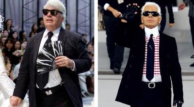 Rahasia Diet Karl Lagerfeld yang Bikin Bobotnya Susut 41 Kg dalam Setahun