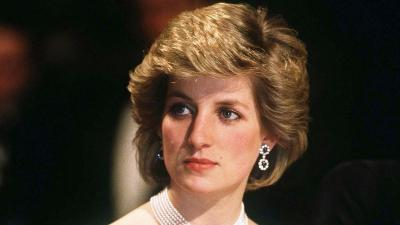 Kisah Dibalik Rambut Ikonik Putri Diana