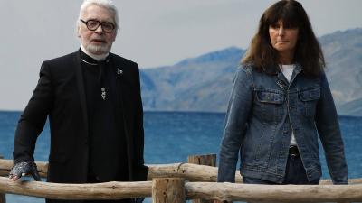 Pasca Kematian Karl Lagerfeld, Chanel Tunjuk Virginie Viard sebagai Direktur Kreatif