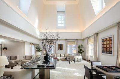 Mewahnya Penthouse untuk Baby Shower Meghan Markle di New York