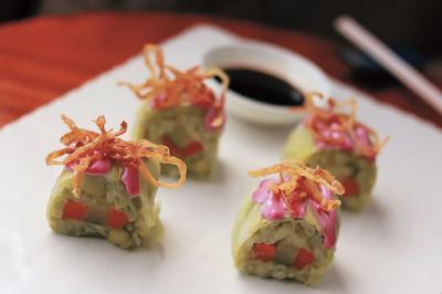 Bukan Jepang, Sushi Cantik Ini dari Italia