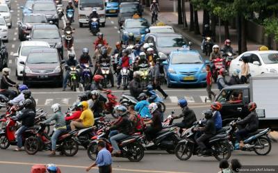 Menteri Basuki Sebut Tol Cisumdawu Akan Bisa Dilewati Motor