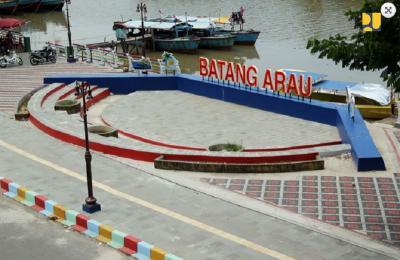 Kawasan Kumuh di Batang Arau Kota Padang Ditata Ulang