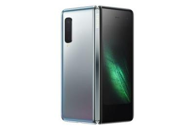 Resmi Meluncur, Samsung Pamer Ponsel Lipat Pertama 'Galaxy Fold'