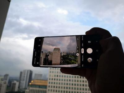 Kesan Pertama Menjajal Samsung Galaxy S10 dengan Kamera