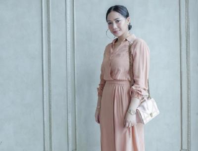 2 Tampilan Outfit Nagita Slavita Super Kece, Totalnya Hampir Rp1,5 Miliar