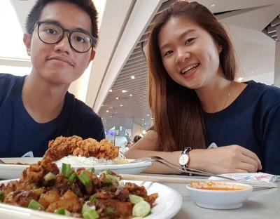 Kaesang Pangarep Ternyata Suka Pacarnya Doyan Makan, 2 Foto Ini Buktinya!