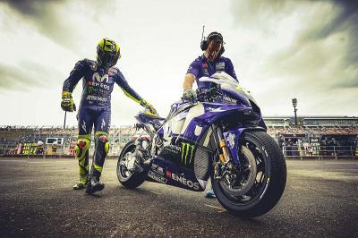 Pernat Ceritakan Pengalamannya Rekrut Valentino Rossi