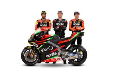 Espargaro: Kedatangan Iannone dan Smith Buat Aprilia Lebih Kuat