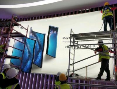 Bocoran Ponsel Lipat Huawei Muncul Jelang MWC 2019
