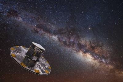 Peneliti Temukan Ukuran Akurat dari Galaksi Bima Sakti