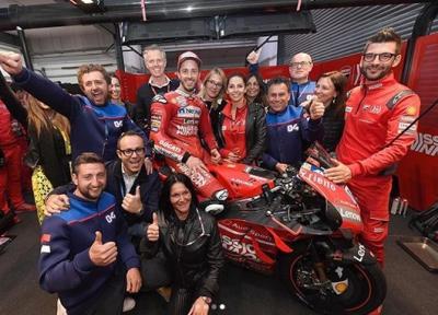 Ciabatti Sebut Tim Lain Hanya Ingin Rusak Kebahagiaan Ducati