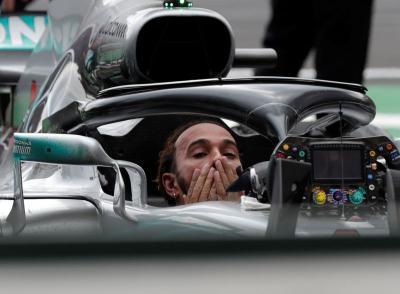 Ini Alasan Hamilton Gagal Menangkan F1 GP Australia 2019