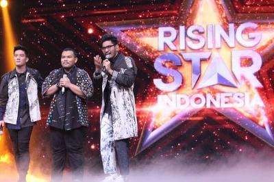 Daftar Lengkap Peserta yang Lolos dari Super Nine Rising Star Indonesia