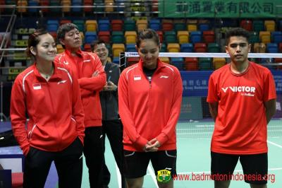Hadapi Thailand di Piala Tong Yun Kai 2019, Susy Susanti: Indonesia Harus Siap