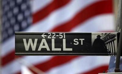 Wall Street Jatuh Pasca-The Fed Tahan Suku Bunga