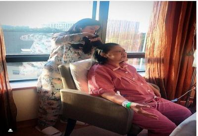 Ungkap Kondisi Terkini Mertuanya, Ani Yudhoyono, Begini Curhat Annisa Pohan