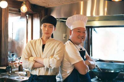 Ahn Jae Hyun dan Kang Ho Dong Kembali Berduet di Dapur Kang's Kitchen 2