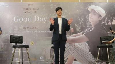 Park Bo Gum Ungkap Perasaan Menjadi Manusia Kloning di Film Seo Bok