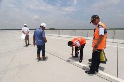 Jalan Tol Pandaan-Malang Beroperasi Mei 2019