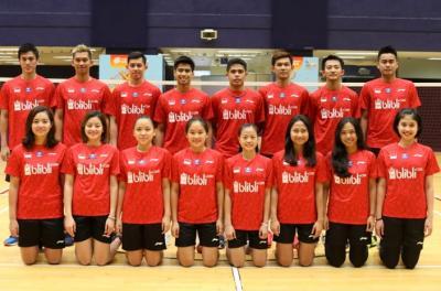 Tumbangkan Singapura di Perempatfinal, Susy Susanti Puji Penampilan Tim Indonesia