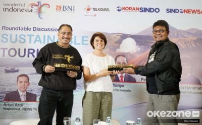 Menpar Arief Yahya Ungkap Tantangan Destinasi Wisata Menjadi Sustainable Tourism