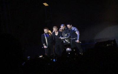 Picture of You Tutup Konser Perpisahan Boyzone di Jakarta dengan Manis