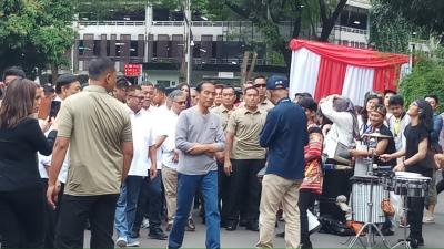 MRT Jakarta Beroperasi, Fase II Langsung Dibangun