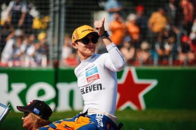 Debut di F1 2019, Lando Norris Disebut seperti Pembalap Kawakan