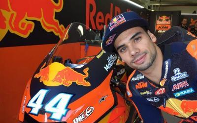 Oliveira: Cepat atau Lambat KTM Bakal Raih Podium di MotoGP