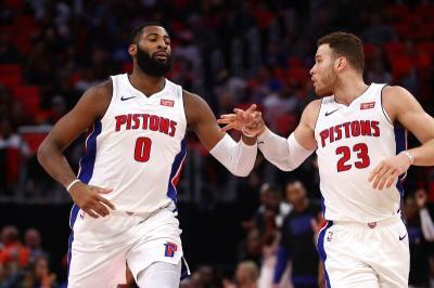 Pistons dan Hornets Perebutkan Satu Tiket Terakhir Playoff