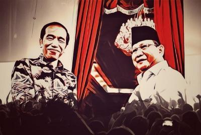 Jokowi  Cancer  VS Prabowo  Libra , seperti Apa Gaya Memimpin Keduanya Berdasarkan Zodiak?