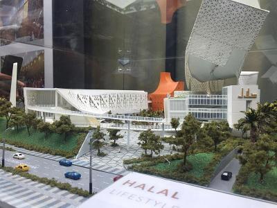 Ditargetkan Selesai 2020, Begini Megahnya Halal Park