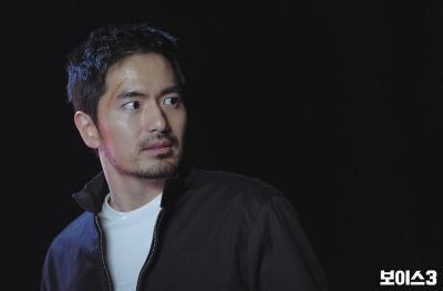 Lee Jin Wook Siap Berburu Penjahat di Voice 3