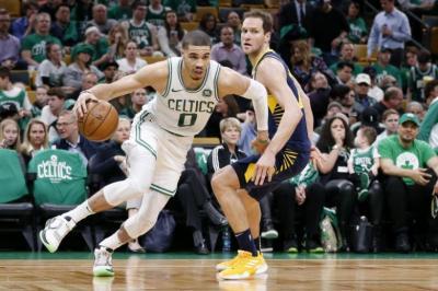 Ditundukkan Celtics, Bogdanovic Harap Pacers Bisa Bangkit di Laga Selanjutnya