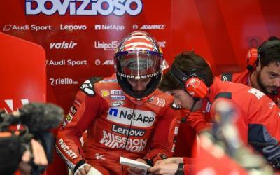 Dovizioso: Saya Tak Punya Kecepatan yang Cukup untuk Kejar Miller di COTA!